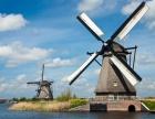 山东美渡风车之家,荷兰风车,风车施工