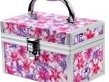 定制铝合金化妆品收纳盒,高档化妆箱,铝合金收纳箱等铝箱供应