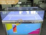 新款OPPO手机柜台2015款_OPPO灯片式展示柜生产厂家