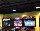 南阳动漫城游戏机赛车液晶屏模拟机动漫设备回收与销售