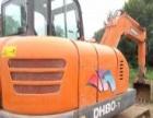 斗山 DH80-7 挖掘机         (环保查的严不干了)