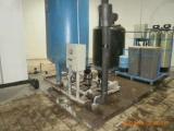 变频定压补水设备,真空喷射排气,空调系统清洗药剂