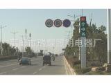 厂家专业定制标志牌 交通信号灯杆,可来图加工