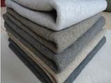 生产销售 高品质灰色羊毛毛毡 分条羊毛毡专业厂家提供 值得信赖