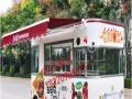 专业定制高端街景餐车早餐快餐麻辣烫米线餐车冷饮冰淇淋车