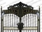阳台栏杆 铝艺扶手 别墅栏杆 铝艺栏杆