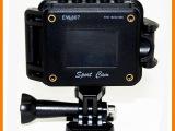 高清防水摄像机 dv数码摄像机户外运动摄像机金属外壳运动DV相机
