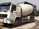 上海二手混凝土攪拌車二手攪拌車供應