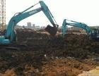 上海浦东新区挖掘机出租承接基础开挖-混凝土破碎
