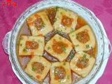 千悦豆腐 香麻辣烫火锅油炸2.5kg*4袋/件 冷冻鱼豆腐 美味