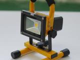 古镇供应LED便携式充电投光灯外壳套件