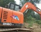 出售个人的一手车斗山80挖掘机