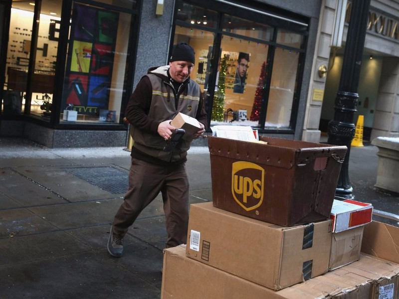 洛阳UPS 洛阳UPS国际快递美国 墨西哥 加拿大不排仓