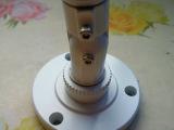 监控摄像机支架 监控铝支架 圆盘吊装小5