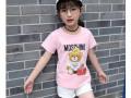 山东淮坊童装批发小孩子精美时尚夏季儿童套装批发摆地摊童装货源