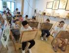 暑假学画画 嘉定素描暑假班 学画罐子水果