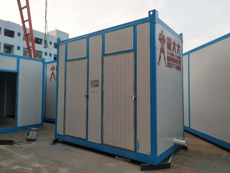 住人集装箱房 办公集装箱房 集装箱活动房深圳出售