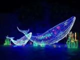 懷化燈光節制作出租,樹木亮化布展