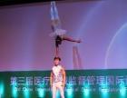 创意舞蹈雀之恋 孔雀舞 杂技肩上芭蕾美猴王互动