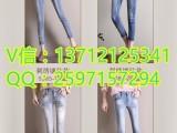 女式牛仔裤厂家直销韩版新款小脚哈伦裤批发10元牛仔裤批发市场