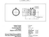 日本Satoo工业镜头高性价比VTS0614-M2(定焦镜头)