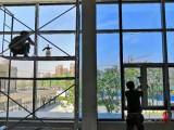 高清隔热膜办公室酒店玻璃贴膜防晒防紫外线包安装