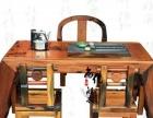 焦作办公桌功夫茶几批发新古典老船木茶几餐桌