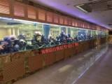 洋清水族大型魚缸安裝 亞克力泳池施工 大型水族箱定制工廠