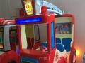 全新儿童游戏机,电玩娱乐设备低价转让
