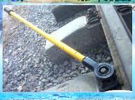 厂家生产钢轨接头轨道棘轮扳手型号规格齐全