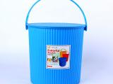 厂家直销塑料桶 A28 家用塑料包装容器 学生用塑料桶批发