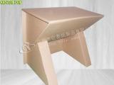 纸家具加工环保桌台原色儿童书桌钦泰设计生产