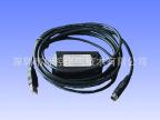 国产 台达PLC编程电缆 USBACAB230 台达数据线 USB-DVP DV