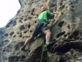 【展鹏户外】11.12-13日五雷山攀岩+抱石体验