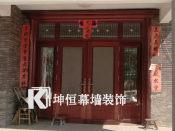 南宁地区品质好的广西铝合金别墅大门|防城港铝合金别墅门