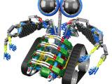 LOZ俐智 A0017大眼机器人益智拼装积木玩具 diy玩具 益