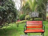 河北公园椅厂家户外休闲椅围树椅长凳
