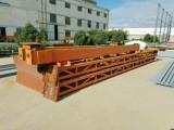出售一批5吨10吨,二手龙门吊天车行车,带电磁吸盘,带道轨