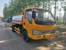 厂家出售多功能喷洒车 路面冲洗降温5吨二手洒水车 包运输2年3万公里1.8万