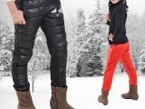 儿童羽绒裤新款男童冬季羽绒裤女童羽绒裤外穿儿童裤冬加绒加厚