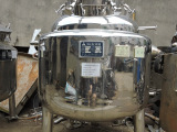 出售全新二手316L配液罐 浓配罐 稀配罐 搅拌罐 二手化工设备