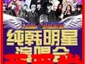 2015江林韩国城 纯韩明星演唱会门票 票票堂