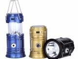 批发供应帐篷灯野营灯手电筒二合一LED户外照明设备自驾游装备