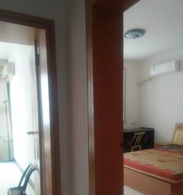 《江津路二中附近2室2厅1卫房屋出租,家电齐全,可直接入住。