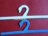 横条光滑衣架塑料手提吊勾、塑料袋平条吊勾