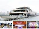 上海游轮婚礼 康宁号95800元 游轮婚礼找乐航浦江游览网