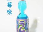 日本原装进口 哈塔 波子汽水 蓝莓味200ml