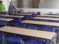 阳泉培训桌 工位桌 办公桌椅 老板桌定做批发