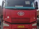 一汽解放解放J6P牵引车司机自用车4年12万公里15万