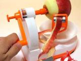 厂家直销批发供应苹果削皮机 削苹果器 苹果削皮器 削苹果机
